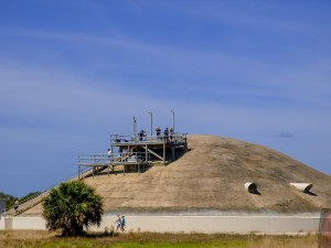 Cape Canaveral Air Force Station Launch Control Blockhouse Launch Complex 14, Eastern Range