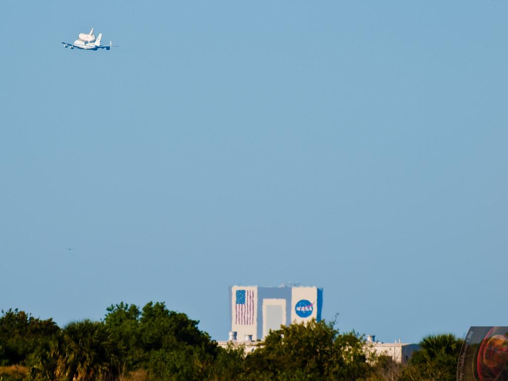 Endeavour Port Canaveral