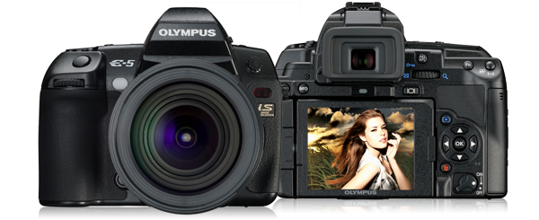 Olympus E5