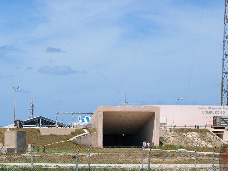 CCAFS Ground Facilities