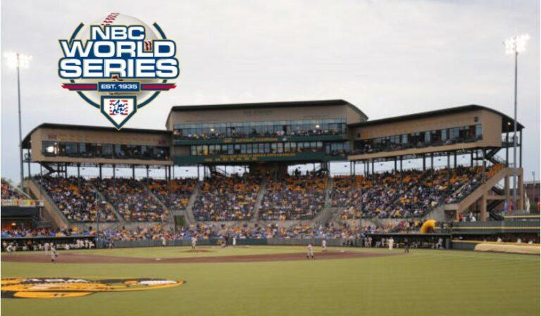 PSCL represented at NBC World Series, Wichita Kansas