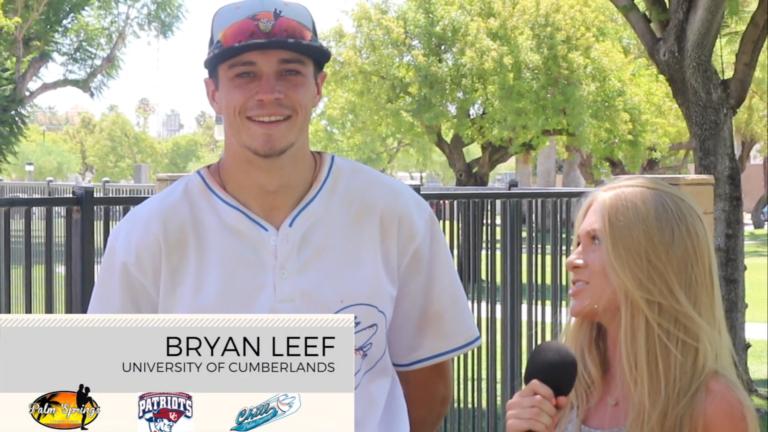 Bryan Leef Interview