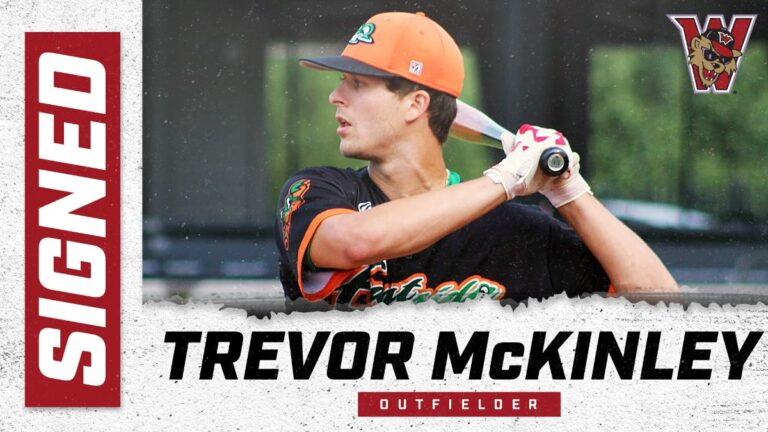PSCL Alumni McKinley Signs with MLB Partner League