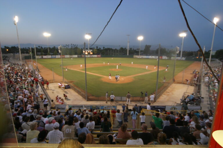 Palm Springs Stadium – HOME of the PSCL