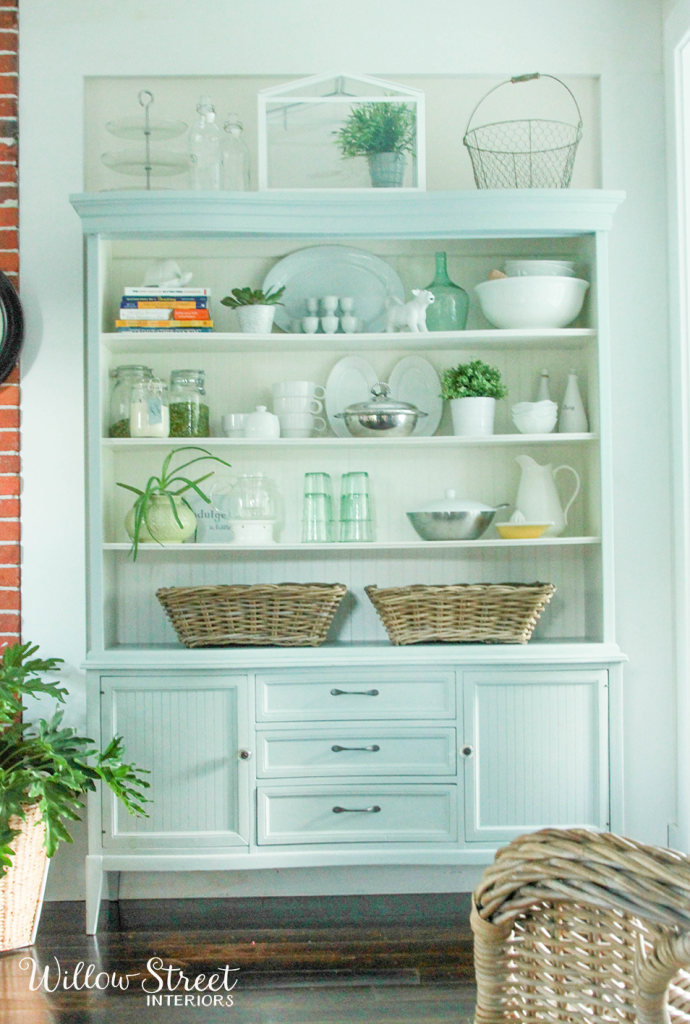 Giving New Life to an Old Hutch