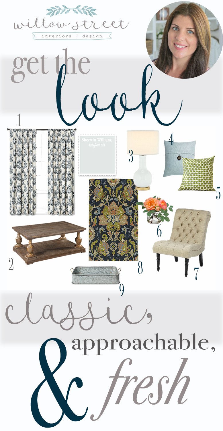 my home style {get the look}
