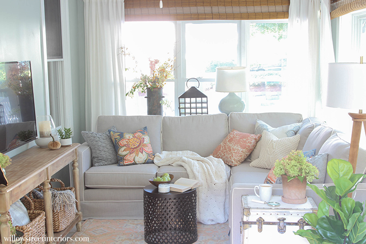 perfect small living room