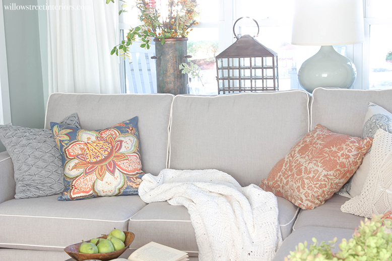 cozy up to fall | willow street interiors