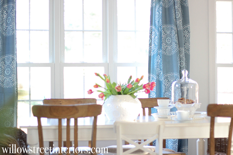 Simple Spring Changes in the Kitchen
