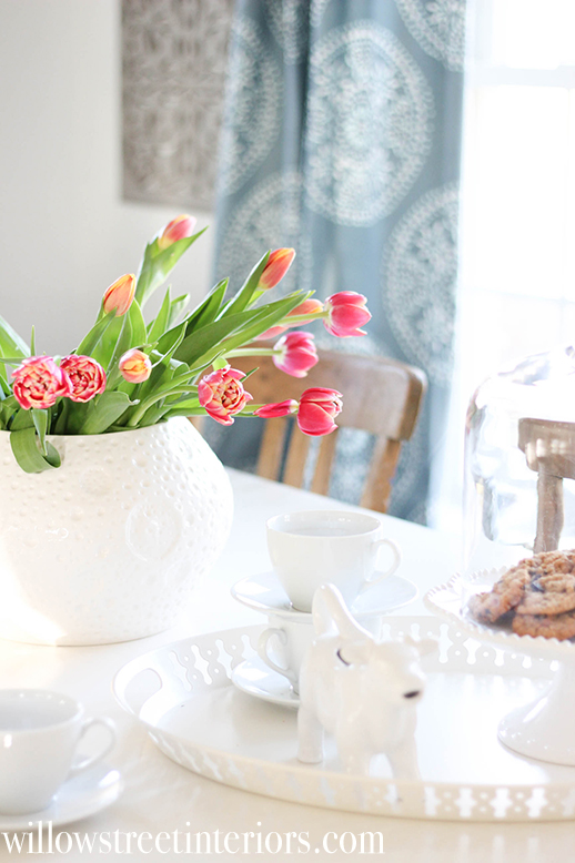 Quick Kitchen Changes for Spring