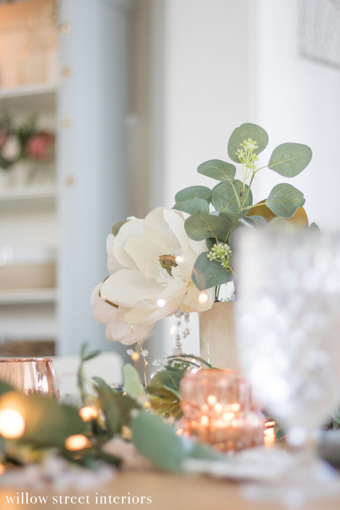 New Year's Eve Tablescape Idea