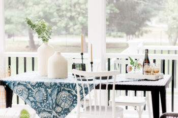 Screened In Porch Reveal