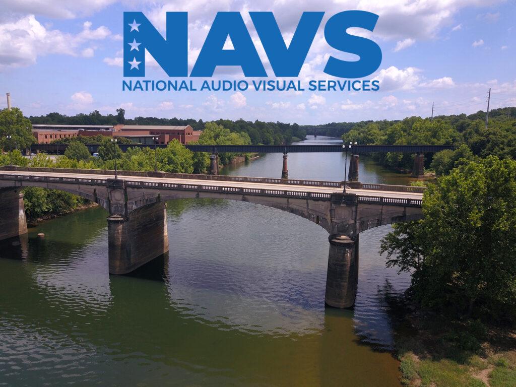 Audio video event rentals