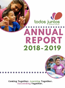 annual report 2018 to 2019