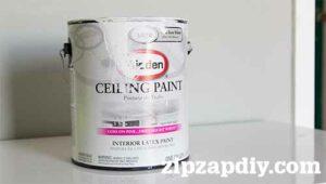 Glidden Ceiling Paint Review