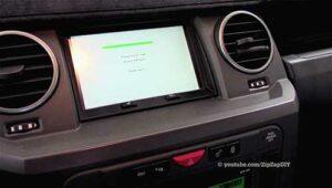 LR3 Navigation DVD Update Process