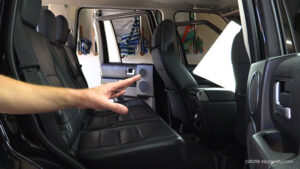 How to Replace Rear Seats LR3 / Discovery 3.