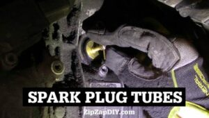 Boxster Spark Plug Tube Replacement