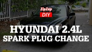 Hyundai 2.4 Spark Plugs, Tool List, Gap and Torque Specs | How to VIDEO