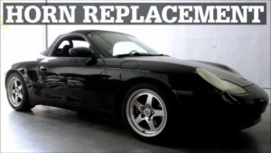 Boxster & 996 Horn Replacement