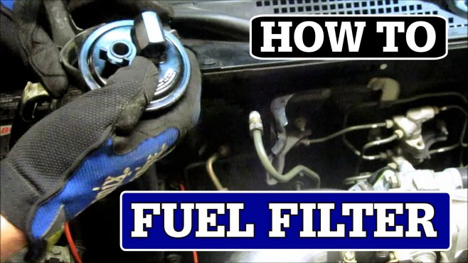 Fuel Filter Replacement on a Honda Civic