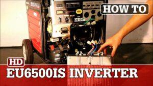 Honda Generator Inverter Replacement | eu6500is