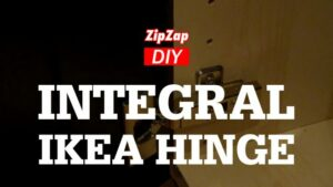IKEA Integral Hinge Explained | How To Video