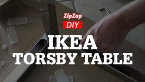 IKEA Torsby Table Assembly Instruction Video