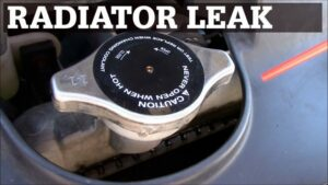 How to Identify a Leak at the Radiator Tank
