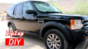 Install Clear Side Marker Lights for the LR3 & Range Rover Sport