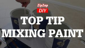 Paint Mixing Tip | Keep the Color Constant Across Gallons