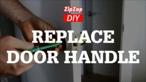 How to Replace a Doorknob