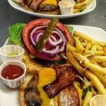 The River Run Burger