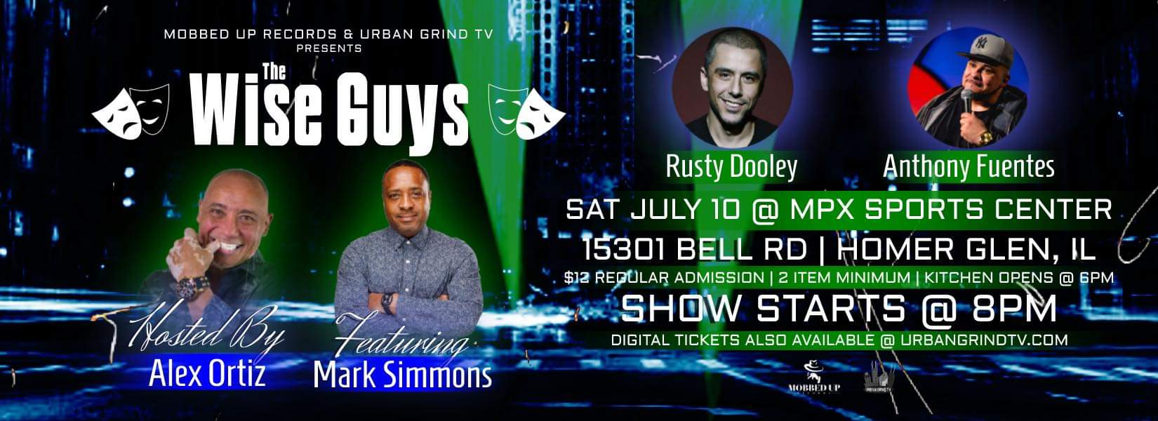 The Wise Guys Comedy
