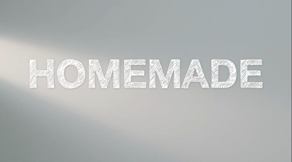 homemade