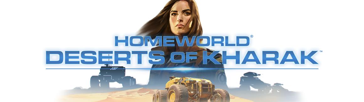 Homeworld Deserts of Kharak Banner 2