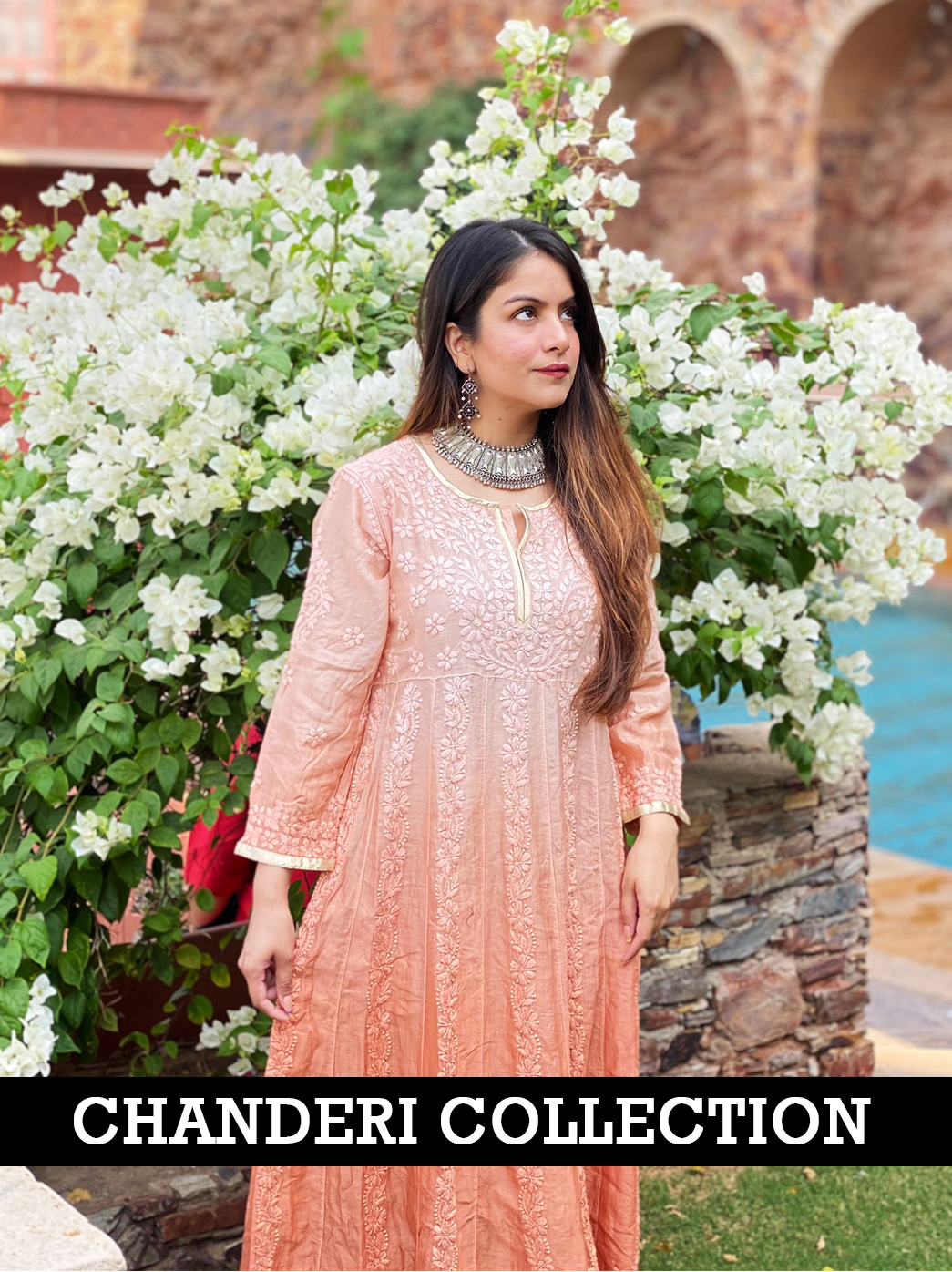 CHANDERI COLLECTION