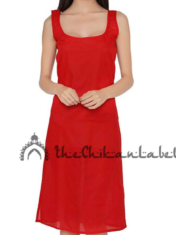 Red Cotton Inner 01