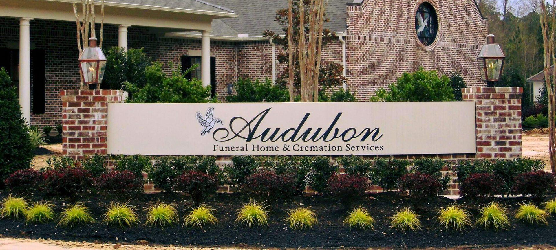 Audubon Building Signage SEI HQ
