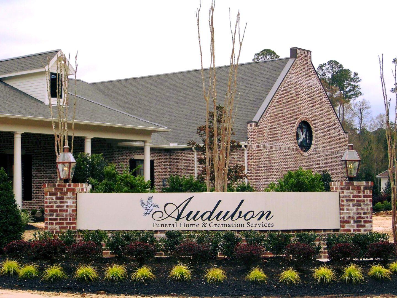 Audubon Monument