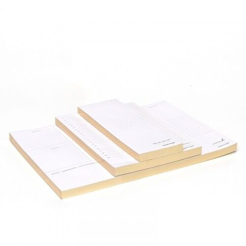 Desktop Notepad Set