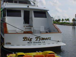 Boat Wraps Slidell, LA Trailer Wraps SEI HQ Big Tymers