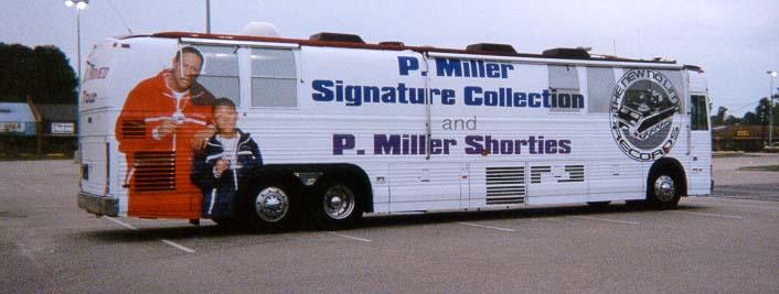 Fleet Graphics Slidell, LA Trailer Wraps SEI HQ P. Miller Signature Collection