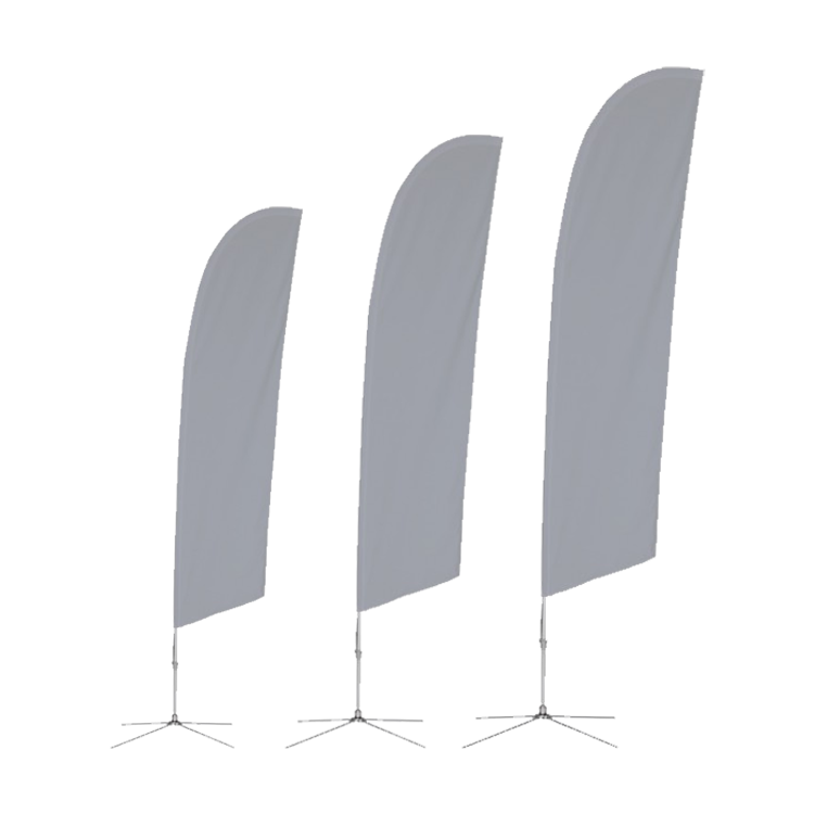 Feather Flags Sizes