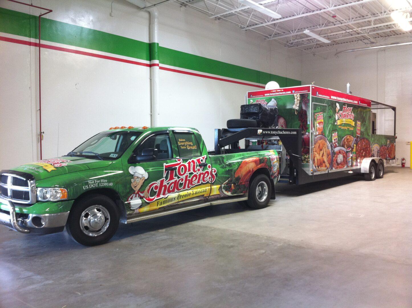 Fleet Graphics Slidell, LA Vehicle Wraps SEI HQ Tony Chacheres