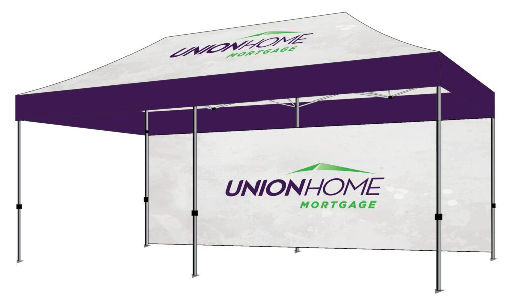 Union Home Canopy Mock Up