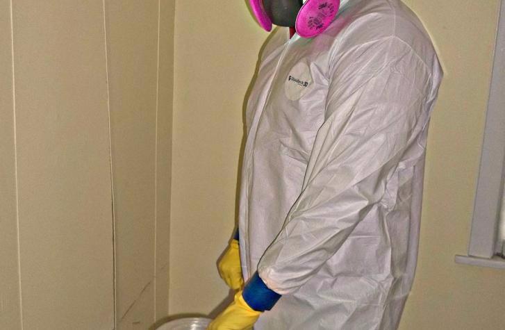 Biohazard Removal Technician
