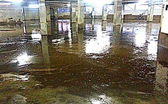 Indoor Water Damage