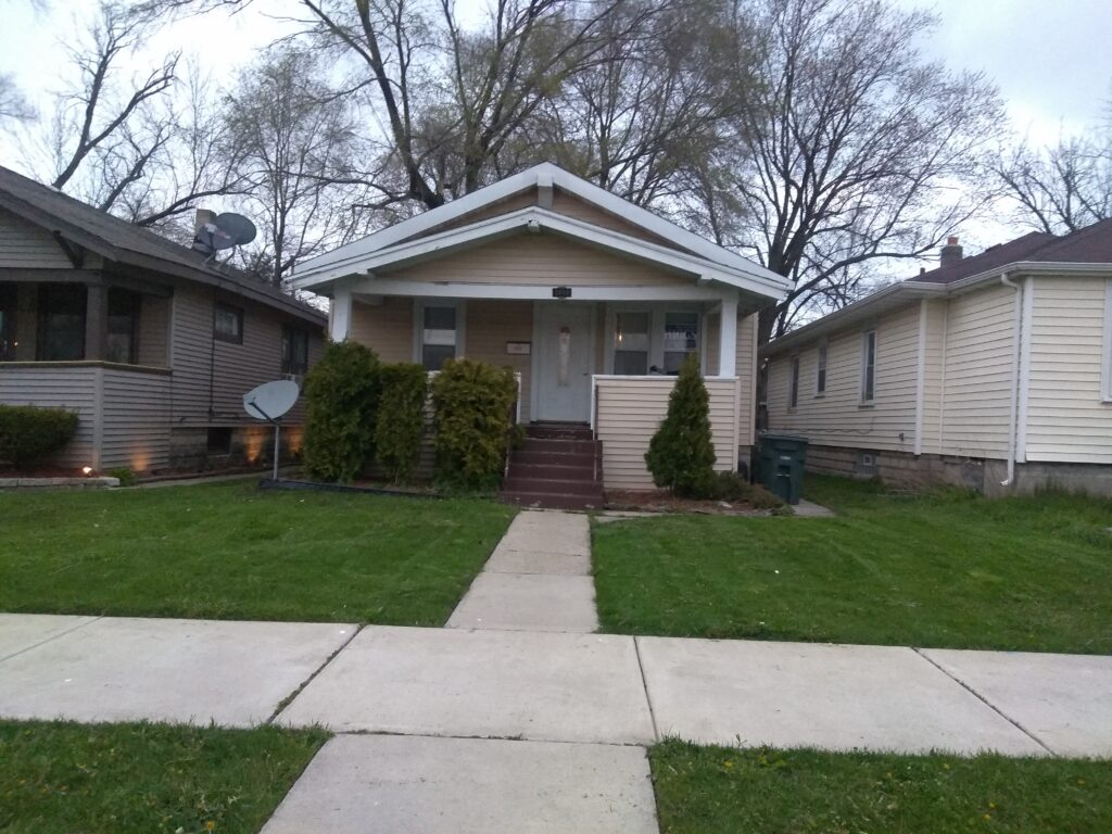 1039 169th St. Hammond Indiana