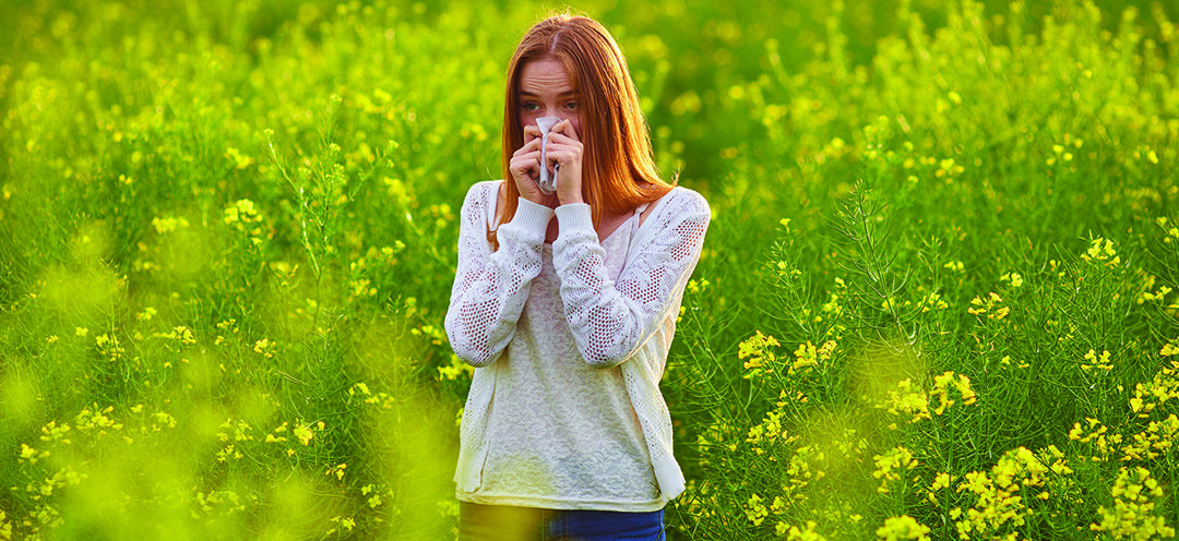 How to Beat the Seasonal Sniffles